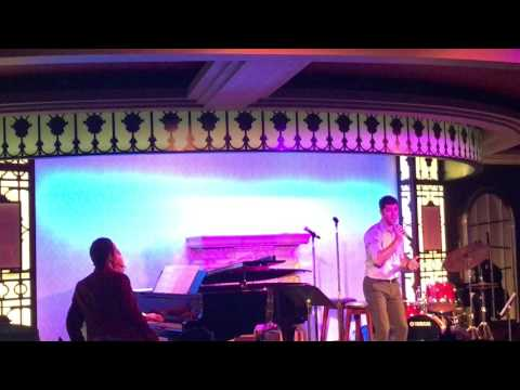 Collin O'Connor Singing