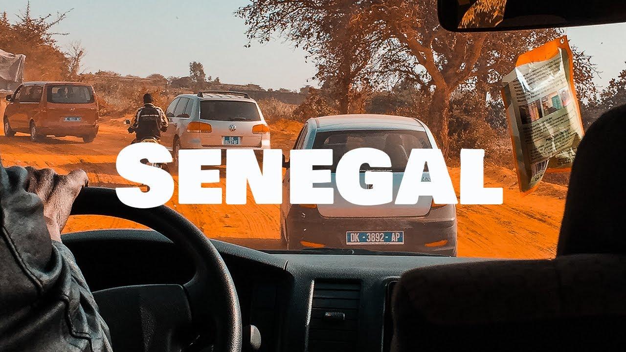 Driving in Dakar, Senegal