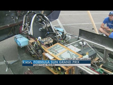 Forumla Sun Grand Prix comes to Austin