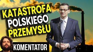 Katastrofa Polskiego Przemysłu - Winne Niemcy czy Polityka Rządu PIS? - Analiza Komentator Wybory PL