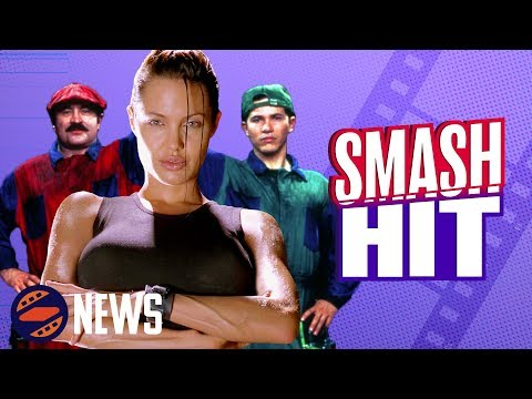 Why Video Game Movies Are the Worst – SMASH HIT!