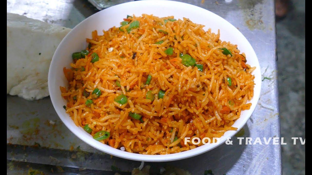 Chicken FRIED RICE | MUMBAI STREET FOOD | 4K VIDEO | ULTRA ...