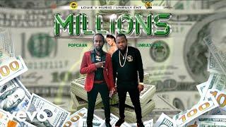 Unruly Cuz, Popcaan - Millions (Official Audio)