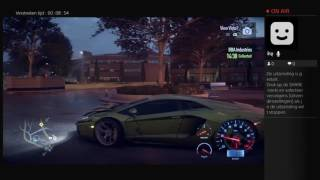 Playing need for speed 2k15 deluxe edition