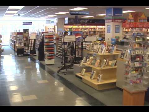 UC Irvine Campus Tour_The Bookstore