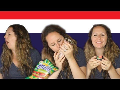 Thai Food Taste Test (ทดสอบ รสชาติ อาหาร ไทย)