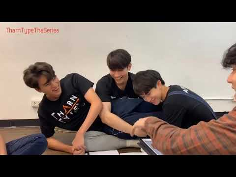 Twitter Reupload 13 - How to Khun Pi protect Yai Nong  #TharnTypeTheSeries