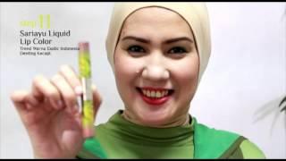 Simple Make Up dan Hijab Tutorial oleh Sariayu Martha Tilaar