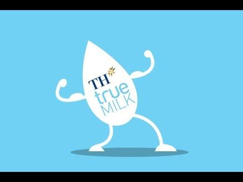 """Chiến lược Marketing đỉnh cao của TH True Milk """"nhắm"""" vào sức khỏe khách hàng"""