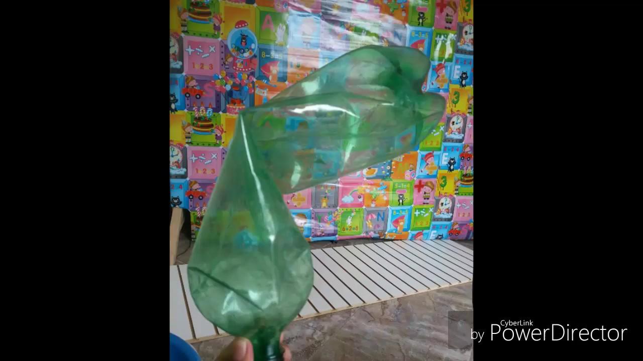 Como se hace un caballo de palo con botellas - Como se hace manualidades ...