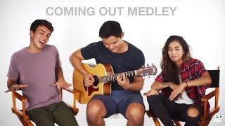 COMING OUT MEDLEY