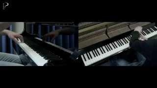 Cantina Band   Binary Sunset - John Williams - Piano Reloaded