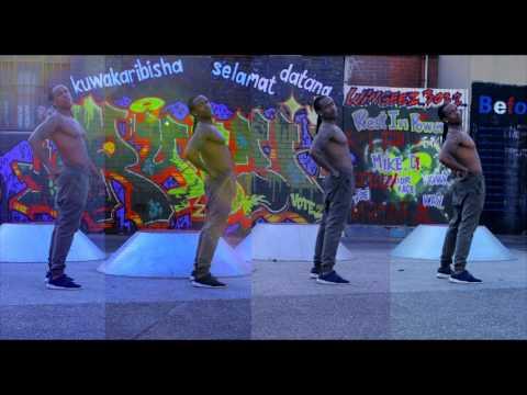 New Ethiopian Eskista Dance | Sami Obamaa | Gojjam W/ Clones