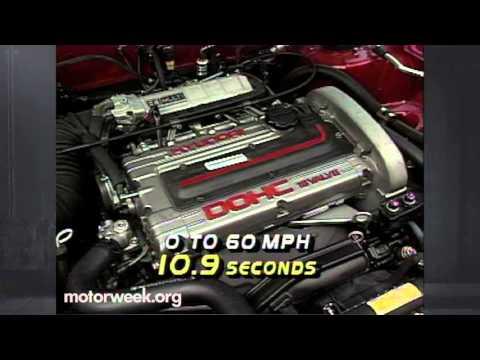 Фото к видео: MotorWeek | Retro Review: 1992 Hyundai Sonata GLS