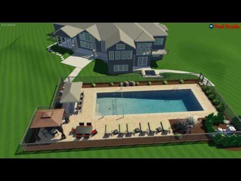 Lake Geneva, WI Pool Concept Video
