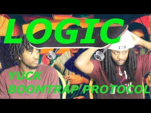 LOGIC  BOOMTRAP PROTOCOL/YUCK SKATERS REACTION