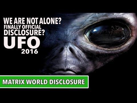 UFO We Are Not Alone : Alien Contact 2016 Full