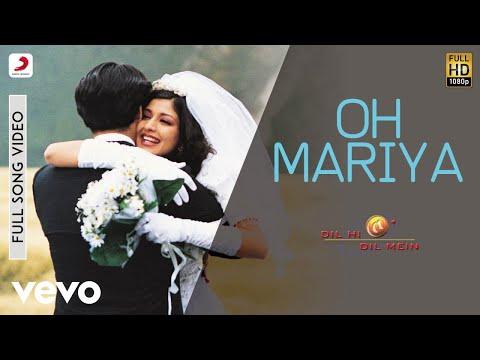 A.R. Rahman - Oh Mariya Video | Dil Hi Dil Mein | Sonali, Kunal