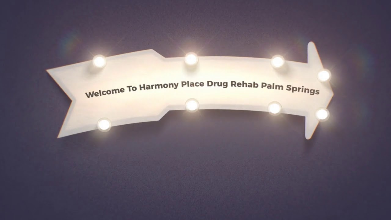 Harmony Place Drug Rehab in Palm Springs, CA
