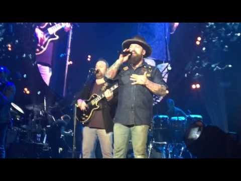 Zac Brown Band - Colder Weather C2C 2017 London O2