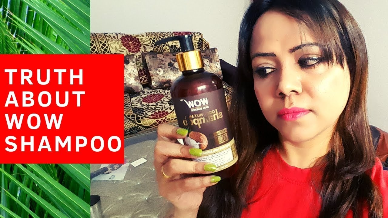 WHAT TO EXPECT FROM WOW SHAMPOO| MY HONEST REVIEW | WOW COCONUT MILK SHAMPOO
