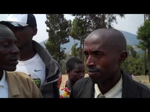 Interview with Congo Refugee
