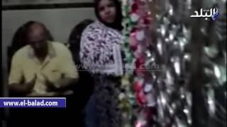 بالفيديو والصور.. توافد الآلاف في الليلة الختامية للسيدة حورية ببني سويف