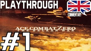 Ace Combat Zero Playthrough with Commentary - Part 1