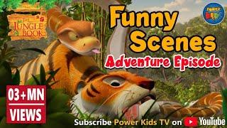 Hindi dibujos animados para los niños el libro de la selva 2 kahaniya