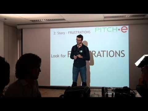 Pitch-e Investors Night Intro Alex