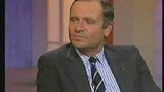 Jeffrey Archer on Clive Anderson Talks Back