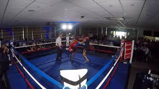 Ultra White Collar Boxing | Chester | Nick Crawshaw VS Jack East