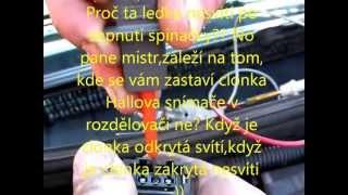Seat Ibiza 1.6 vadný zapalovací modul