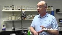 Bird Spray Repellent - Avian Control - Non-Toxic Bird Control