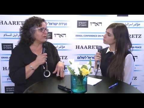 Aimee Amiga interviews MK Aida Touma Suleiman  at Haaretz