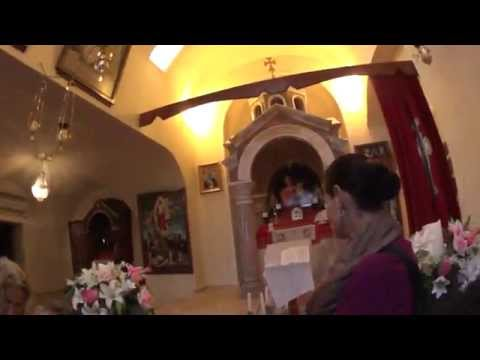 The Armenian Church of Saint Nicholas Monastery, Old Jaffa, Tel Aviv-Yafo, Israel