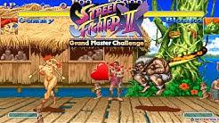 Super Street Fighter II X: Grand Master Challenge - Hack Sexy Cammy