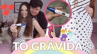 ESTOU GRÁVIDA!!!!!!! thumbnail