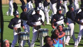 Duncanville UIL Band & High Hats Contest 10/4/2014