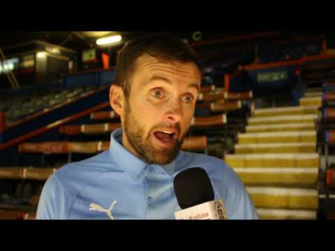 Nathan Jones on the 3-1 defeat to Norwich City