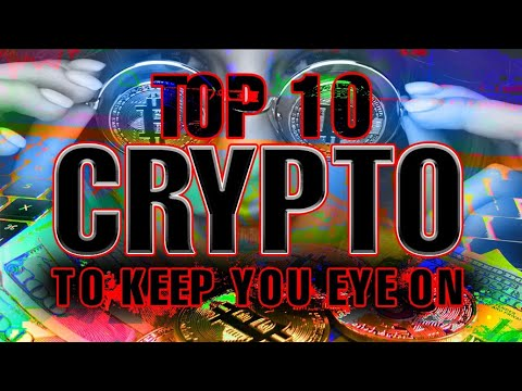Top 10 Best Cryptocurrency to invest 2021 (top crypto to invest in!)