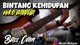 Download Bintang kehidupan - Nike Ardilla (Cover Fatakustik) Bass Cam