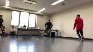 ZAKAO Judge Move Medical Out!! vol.3 UDM夏公演Bboy限定バトル