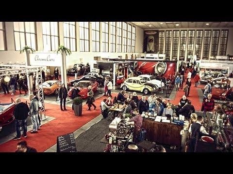 Impressionen von der MOTORWORLD Classics Berlin 2017