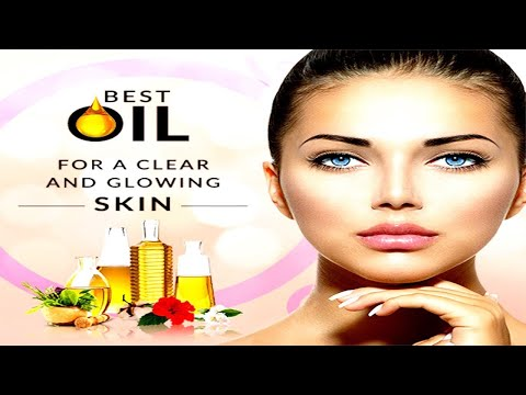 How To Get Smooth Glowing Skin With These Amazing Oils!