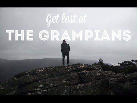 Get lost in the Grampians
