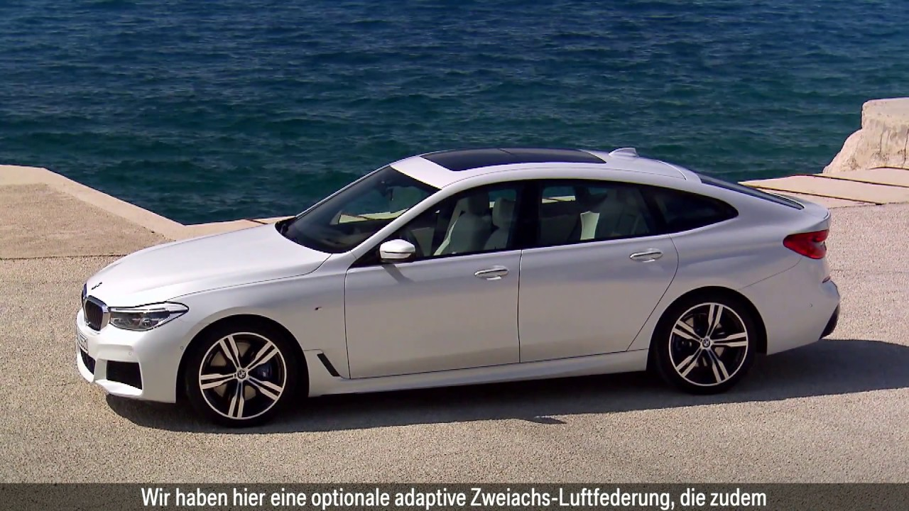 der neue bmw 6 series gran turismo automototv deutsch youtube. Black Bedroom Furniture Sets. Home Design Ideas
