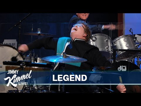 Sherri Marengo - High school band nerds UNITE & cheer on this outrageous drummer!