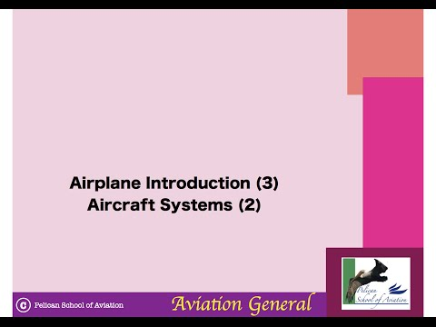 Introduction to Aviation (4) Aircraft Systems (2)