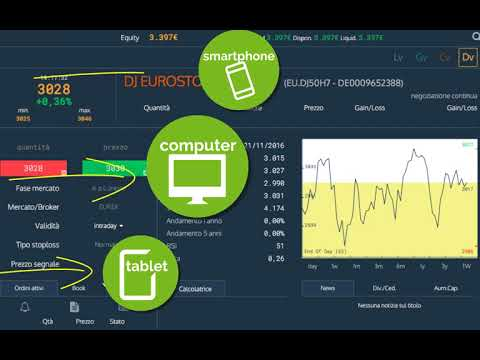 dLite the new trading platform engineered by Directa